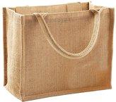 Westford Mill Jute Mini Gift Bag (6 Litres)