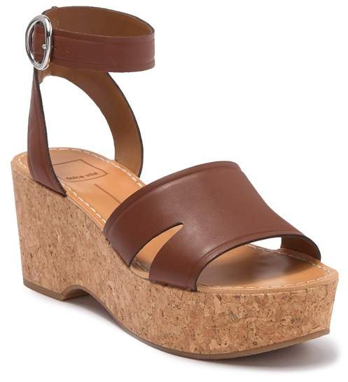 7e1fffbc241 Linda Cork Platform Sandal