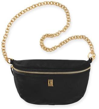 Mark & Graham Italian Leather Belt Bag