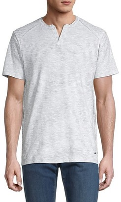 Buffalo David Bitton Kadust Cotton T-Shirt