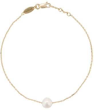 Redline 18kt Yellow Gold Pearl Bracelet