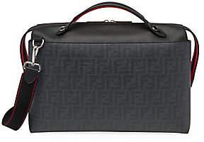 Fendi Men's Mania Tess Logo Briefcase