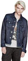 GUESS Men's Dillion Denim Jacket