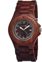 Earth Wood Phloem Bracelet Watch.