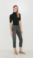 Alexander Wang Ride Cropped Jeans