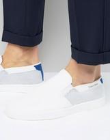 Calvin Klein Ives Weave Slip On Sneakers