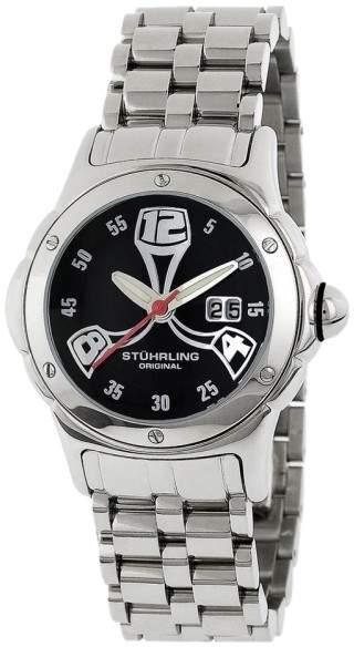 Stuhrling Original Alpine 5AB.121127 Stainless Steel 34mm x 30mm Watch
