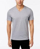 Alfani Men's Big and Tall V-Neck Pocket T-Shirt, Slim Fit