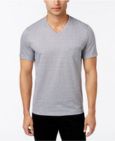 Alfani Men's V-Neck Pocket T-Shirt, Slim Fit