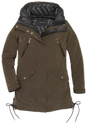 Andrew Marc   Final Sale Grayce 3 In 1 Rain Jacket
