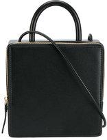 Building Block Box shoulder bag - women - Leather - One Size