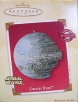 Star Wars 2002 Hallmark Keepsake Death Star Ornament