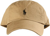 Ralph Lauren Cap in Granary Tan A81HT024 CC446 AC204