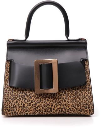 Boyy Karl 24 Leopard Print Tote Bag