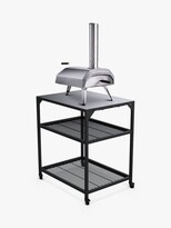 Thumbnail for your product : Ooni Medium Modular Outdoor Kitchen Table/BBQ Trolley, Black