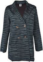 M Missoni M-missoni Striped Coat