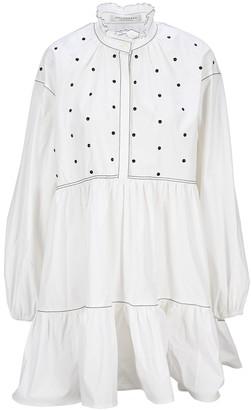 Philosophy di Lorenzo Serafini Studded Shirt Dress