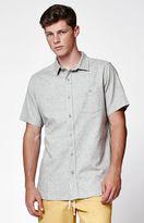 Modern Amusement Kuma Nep Short Sleeve Button Up Shirt