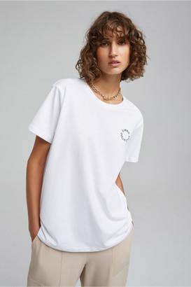 C/Meo SA BUSHFIRE WOMENS TSHIRT white