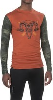 Dakine Grant Base Layer Top - Crew Neck, Long Sleeve (For Men)