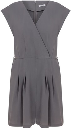 Kith & Kin Grey Short Jumpsuit