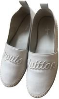 Louis Vuitton Beige Cloth Espadrilles
