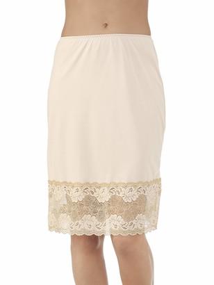 Vanity Fair Women's Lace Half Slip 11741