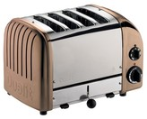 Dualit 4 Slice NewGen Toaster - Copper