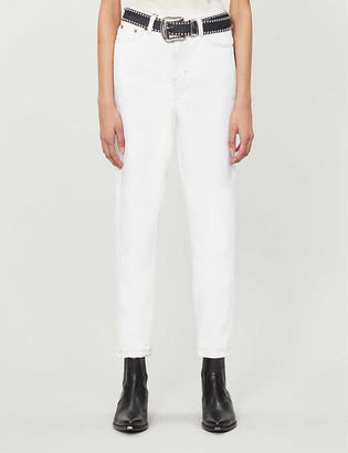 Topshop Mom high-rise mom-fit jeans