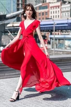 Yumi Kim Full Bloom Maxi Dress
