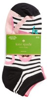 Kate Spade Women's Pack Of 3 No-Show Socks
