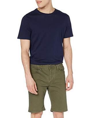 Jack and Jones Men's Jjirick Jjoriginal Shorts Ww 01 Green Olive Night, (Size: Small)