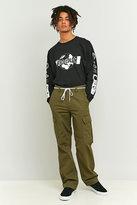 Dickies New York Dark Olive Cargo Trousers