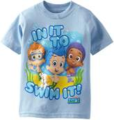 Nickelodeon Little Boys' Bubble Guppies T-Shirt Toddler