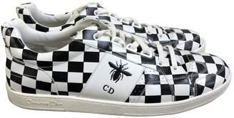 Christian Dior D-Bee Other Leather Trainers