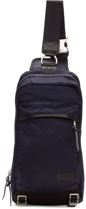 Master-piece Co Navy Lightning Backpack
