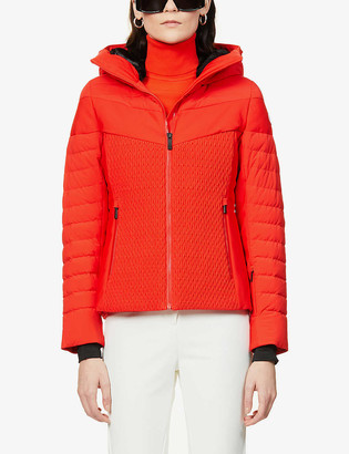 Fusalp Amalienne padded stretch-woven jacket
