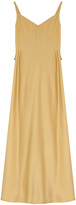 Jason Wu Crepe Cascade Ruffle Dress