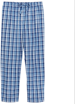 Derek Rose Blue 'Ranga 26' Pyjama Trousers
