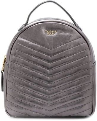 Tosca padded detail backpack
