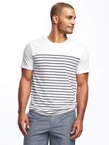 Old Navy Soft-Washed Seamed-Yoke Tee for Men
