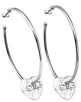 Dolce & Gabbana Dolce Gabbana - Stainless Steel Earrings CALAMITY J