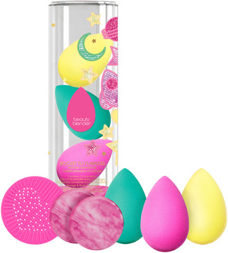 Beautyblender Rocket To Flawless Blend & Cleanse Sponge Set