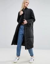 ADPT Slumber Long Duvet Coat