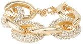 Charlotte Russe Embellished Chunky Chainlink Bracelet