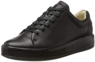 Ecco Women's Soft 9 Low-Top Sneakers, (Black_1001)
