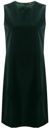 Aspesi Velvet Shift Dress
