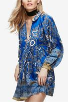 Free People Mini Shirtdress