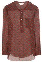 Etoile Isabel Marant Isabel Marant, Étoile Boden printed silk top