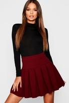 boohoo Pleated Tennis Skirt
